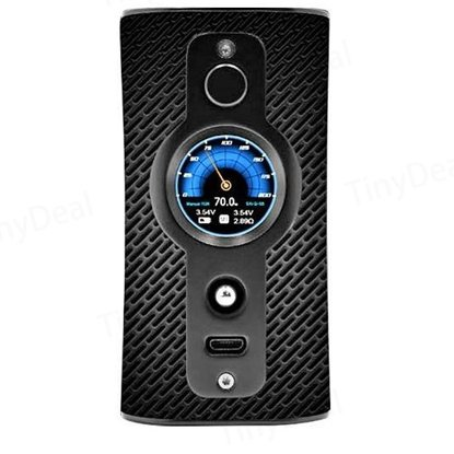 VSTICKING 200W TC Box Mod Black