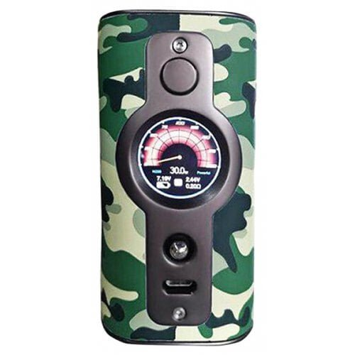 VSTICKING 200W TC Box Mod Camouflage
